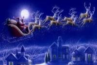 Свято наблыжаеться… Санта-Клаус вылетел с Северного полюса