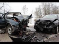 На Львовщине столкнулись три машины. Два человека погибли, еще 9 - травмированы