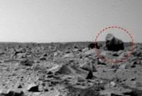 На Марсе нашли очень любопытный объект. Поговаривают, что это живое существо