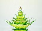 Дизайнерские новогодние открытки поражают воображение даже видавших виды гурманов