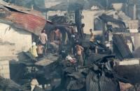 В столице Филиппин полностью выгорели два квартала. Полиция уверена, что не обошлось без поджога