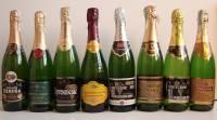 Эксперты определили тройку лидеров среди шампанских вин
