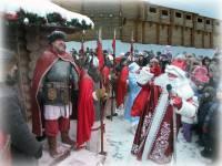 Самый достоверный Дед Мороз поселится... под Киевом. В «Парке Киевская Русь»