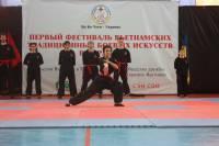 В Киеве прошел фестиваль традиционных боевых искусств. Было на что посмотреть