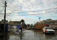 Из-за затяжных ливней Багдад уверенно уходит под воду