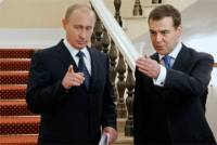 Путин решил выдать Медведеву новогодний нагоняй, за вялое выполнение президентских обещаний