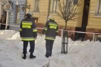 В медакадемии Черновцов сдетонировала принесенная неизвестным взрывчатка. Есть жертвы