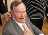 Джорджу Бушу-старшему уже гораздо лучше. Он даже поет песни медсестрам