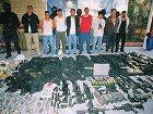 Самый мощный в Мексике наркокартель образовали бывшие спецназовцы