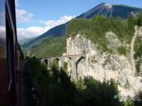 Железная дорога, которая у одних вызывает восторг, а у других - панический страх