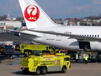 В американском аэропорту загорелся так называемый «самолет мечты»
