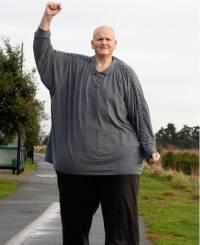 Толстушки, не нойте, что не можете похудеть. Чтобы выжить, британец умудрился сбросить… 300 кг