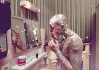 Не слишком увлекайтесь татуажем. Если у любителей татуировок отказывают тормоза, получается нечто подобное