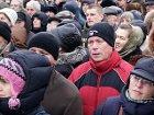 Верховную Раду вяленько пикетируют «чернобыльцы»