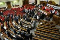 Оппозиция ночует в Верховной Раде, Власенко опять на что-то жалуется, а Юлины гости отказались общаться с журналистами. Картина дня (5 февраля 2013)