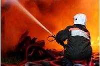 В Херсоне сгорел сухогруз. Судьба одного моряка неизвестна