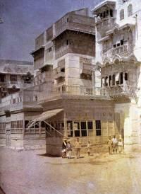 Первые цветные снимки Ближнего Востока