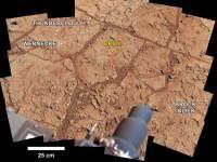 Свершилось. Марсоход Curiosity получил первые образцы вещества из пробуренного камня