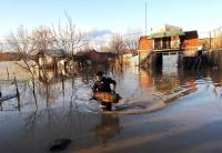 Из-за затяжных дождей Балканы уверенно уходят под воду