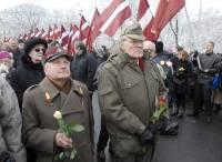 МВД Латвии не видит причин отказать бывшим эсэсовцам пройтись маршем по Риге
