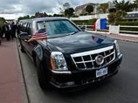 Лимузин Обамы не доехал до Иерусалима, так как его заправили дизелем вместо бензина. Говорят, что случайно