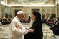 Папа и Вселенский Патриарх договорились вместе посетить Святую Землю