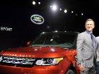 Новый Range Rover в Нью-Йорке публике представил сам Джеймс Бонд