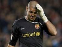 Руководство «Анжи» авторитетно заявило, что не забрасывало удочки в «Барселону», пытаясь выудить их вратаря