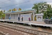 В Киеве на станции «Вышгородская» рухнула платформа, забитая людьми
