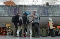 Крупнейший немецкий авиаперевозчик начал забастовку. Отменены почти 2 тысячи рейсов