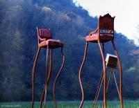 Итальянец создал мебель, готовую в любой момент умчаться от вас