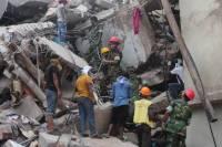 Число жертв обрушения здания в Бангладеш увеличилось до 323 человек. 650 человек числятся пропавшими без вести