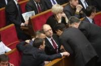 В парламенте может появиться еще одна фракция. «Тушки» из «Батькивщины» решили объединиться