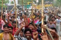 Рабочие Бангладеш требуют казнить руководство фабрики, на которой погибли более 400 человек