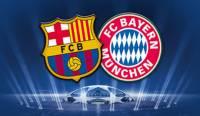 «Бавария», растоптав «Барселону», вышла в финал Лиги чемпионов