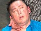 В Интернете появилось видео потасовки с участием Мельниченко, в которой у него якобы случился инсульт