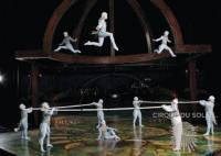 Не пропустите. Скоро всемирно известный Cirque du Soleil представит в Киеве уникальное шоу