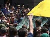 Гей-парад в Тбилиси закончился дракой и кровопролитием
