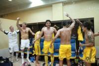«Металлист» ярко отпраздновал «серебро» чемпионата Украины и выход в Лигу чемпионов