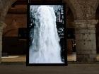 Японский художник доказал, что для того, чтобы увидеть водопад, совершенно не обязательно к нему ездить
