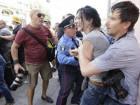 Вадим «Румын» Титушко предложил избитой журналистке клуб, где ее «научат приемчикам»