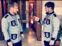 Кадыров явил миру своего двойника. Депардье был нереально удивлен