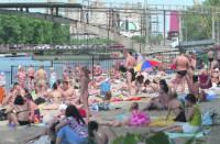 Определены водоемы в Киеве, в которых очень не рекомендуют купаться