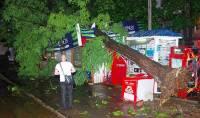 В Одессе — ураган, в Оклахоме и Миссури — торнадо, в Праге — наводнение, а в Василькове — «карусель». Картина выходных (1-2 июня 2013)