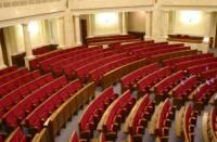 «Кина не будет». Парламентское большинство уходит из сессионного зала Рады