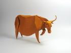 Вьетнамский мастер создает невероятные фигурки из бумаги. Впрочем, деньги - это ведь тоже бумага