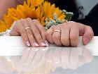 Более половины украинских пар, связавших себя узами брака в 2012 году, развелись