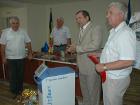 В Одессе появился уникальный «зеленый лазер»