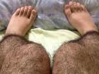 Тренд сезона в Японии — волосатые ноги. Лучшее средство защиты от извращенцев и хулиганов