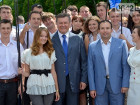 Янукович опроверг мнение о засилии «донецких» во власти: Королевская вот, например, из Луганска